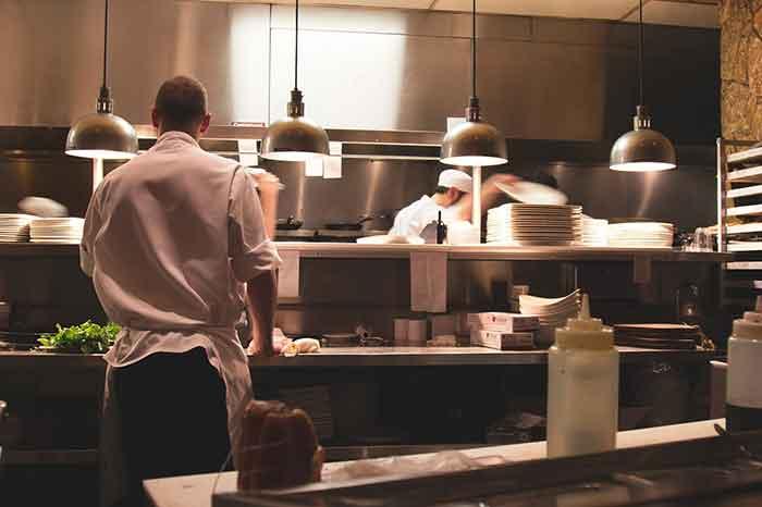 cuisine professionnelle restaurant
